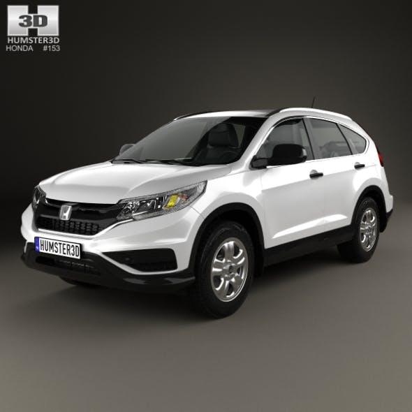 Honda CR-V LX 2015 - 3DOcean Item for Sale