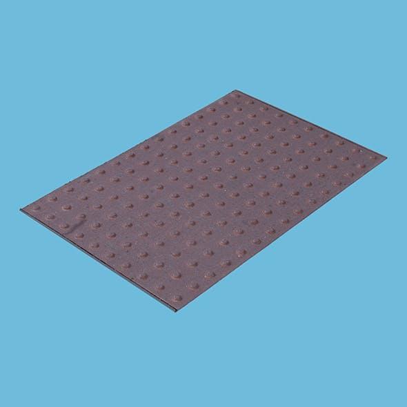 Barrier Surface - 3DOcean Item for Sale