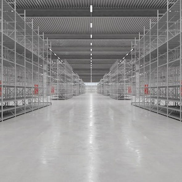 Warehouse Interior 6