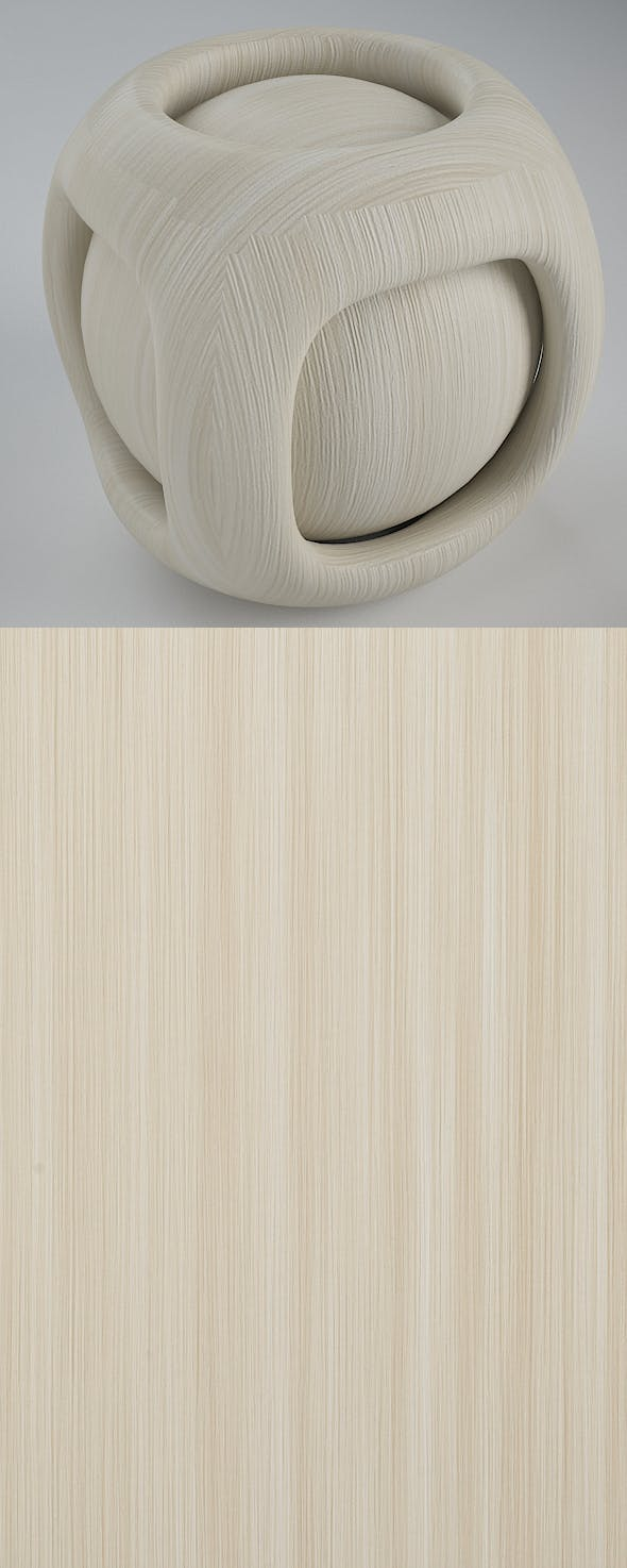 Real Plywood Vray Material Oakland Cascade - 3DOcean Item for Sale