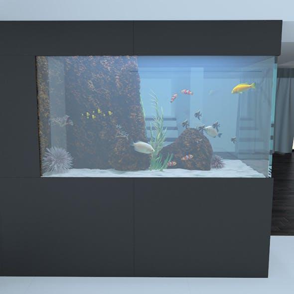 aquarium - 3DOcean Item for Sale