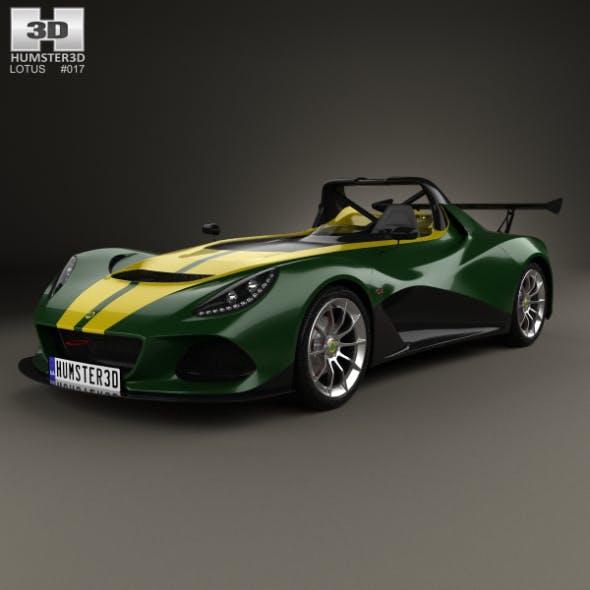 Lotus 3-Eleven 2016 - 3DOcean Item for Sale