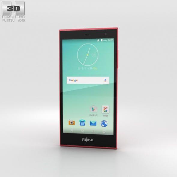 Fujitsu Arrows M02 Pink
