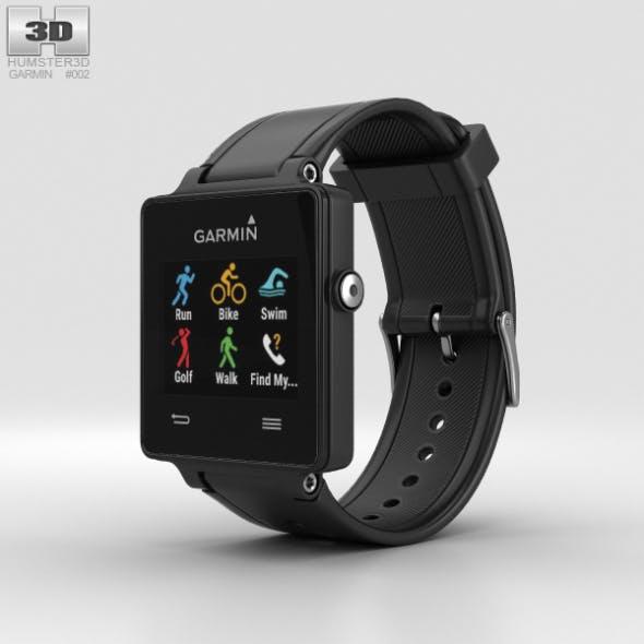 Garmin Vivoactive Black - 3DOcean Item for Sale