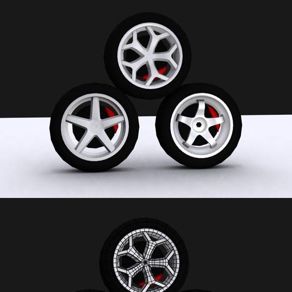 Tire Vol Model