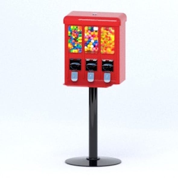 Arcade Candy Dispenser