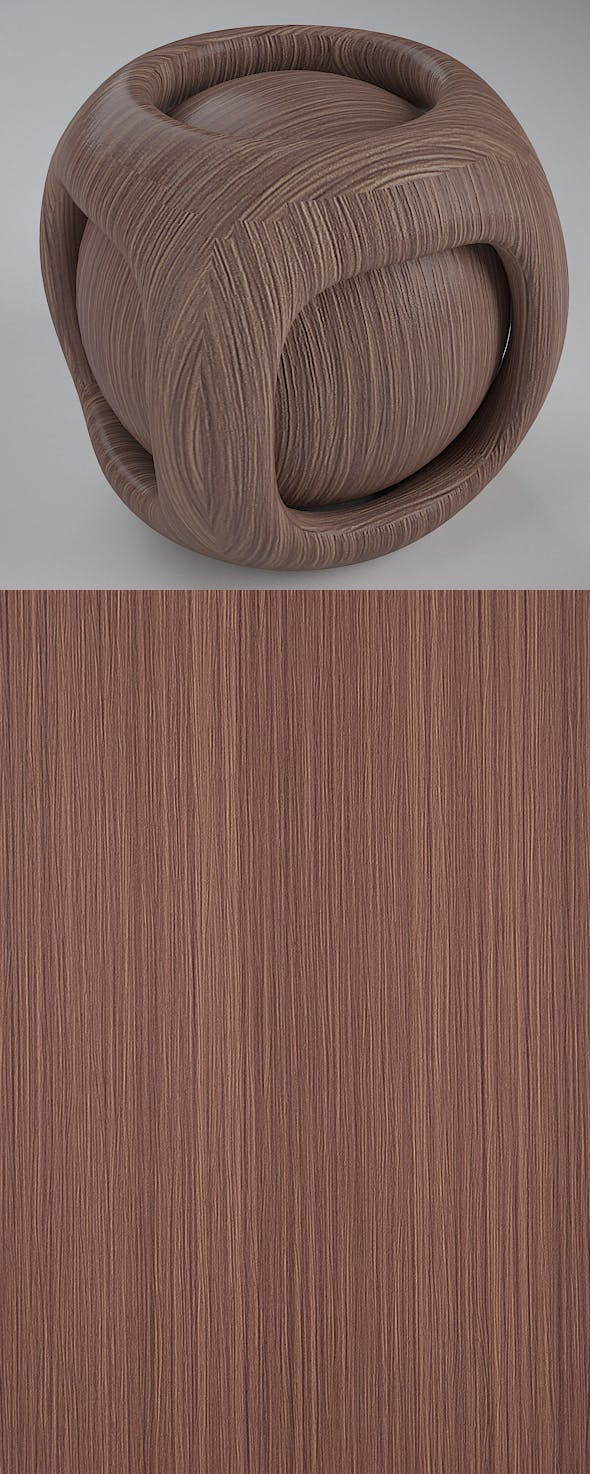 Real Plywood Vray Material Texas Cascade - 3DOcean Item for Sale