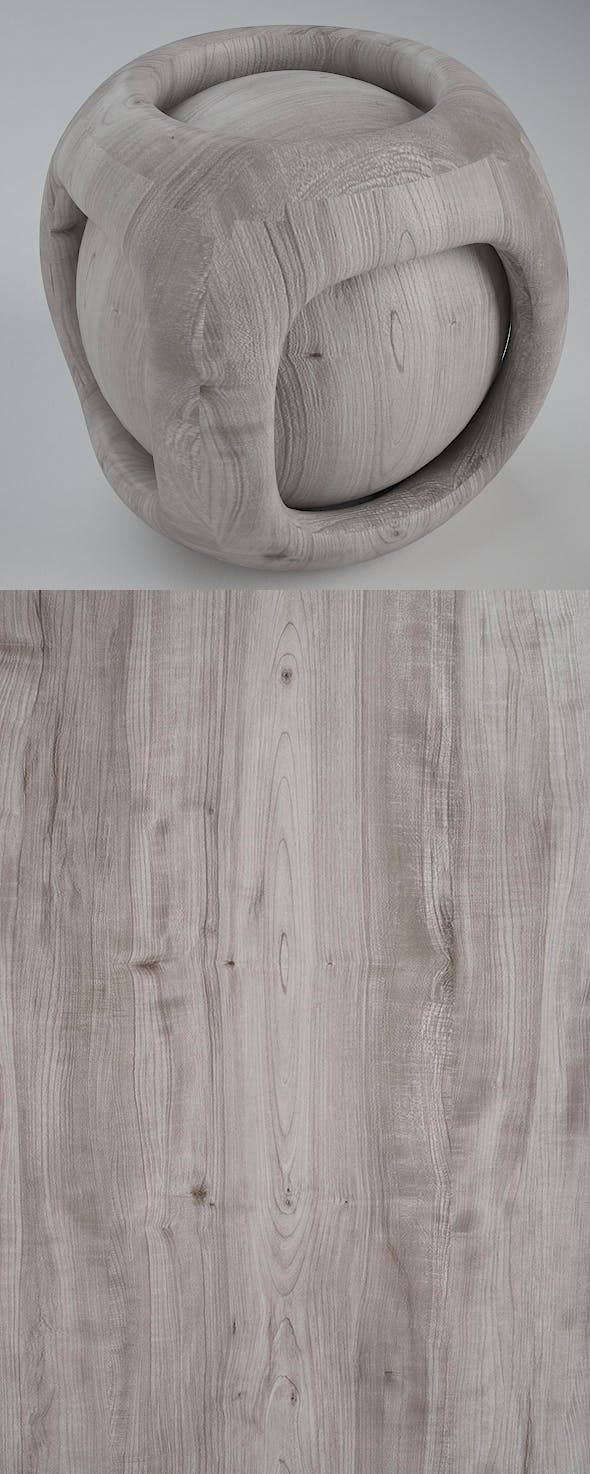 Real Plywood Vray Material Bleached Legno - 3DOcean Item for Sale