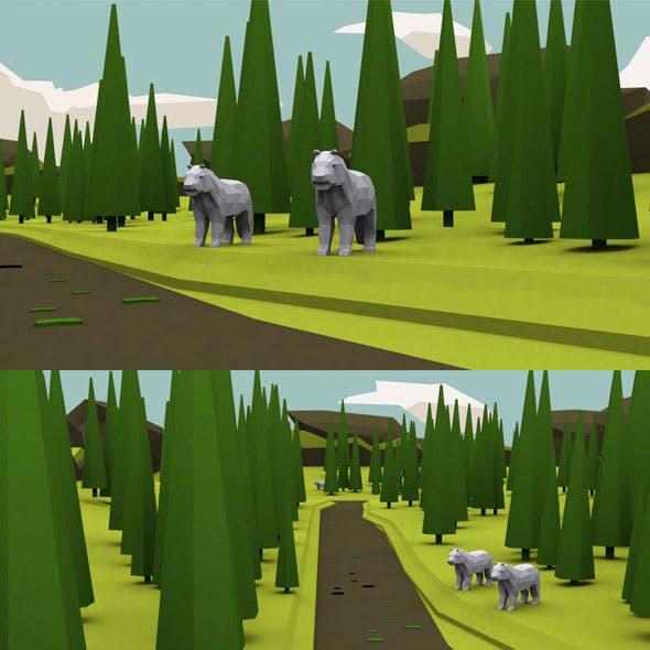 Vr Forest Model
