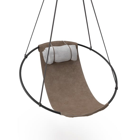 swing chair - 3DOcean Item for Sale