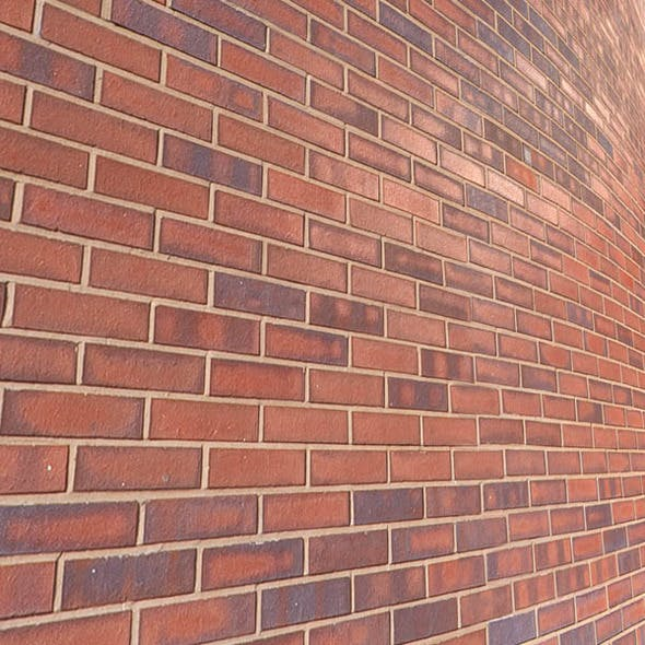 Texture - Red Blue Brick