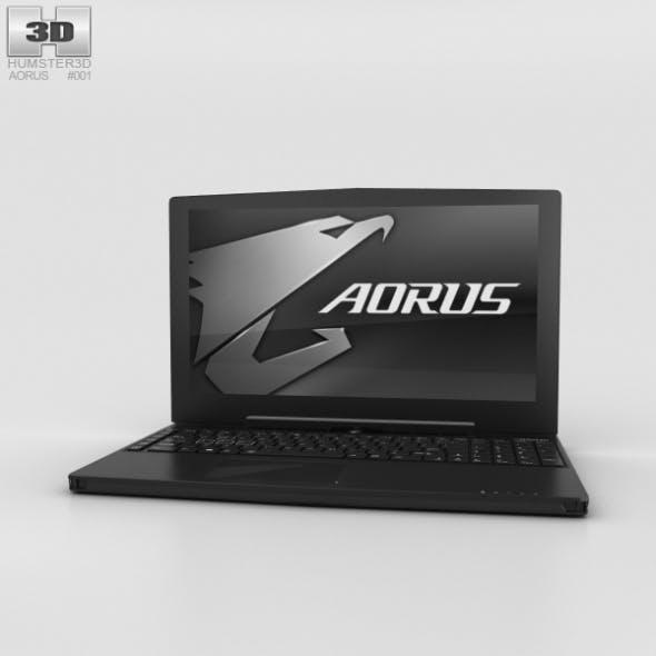 Aorus X5 - 3DOcean Item for Sale