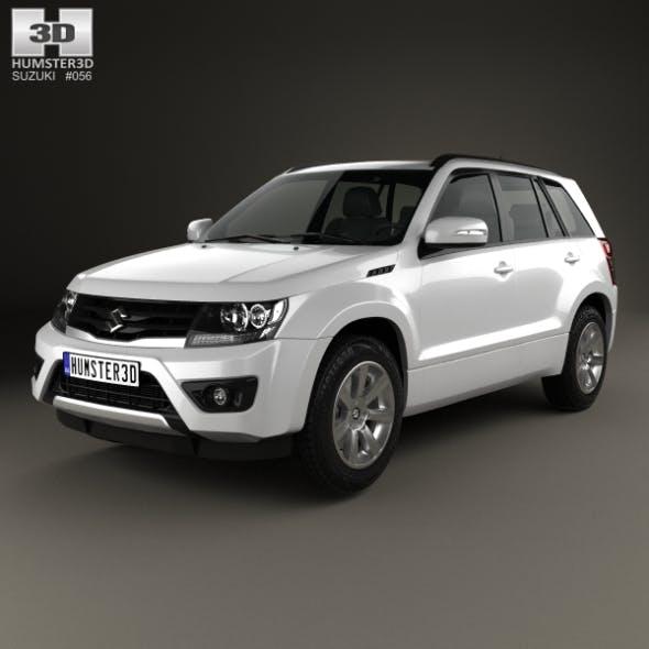 Suzuki Grand Vitara 5-door 2012