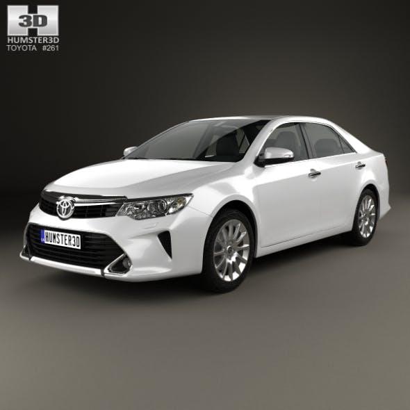 Toyota Camry Elegance Plus (CIS) 2014