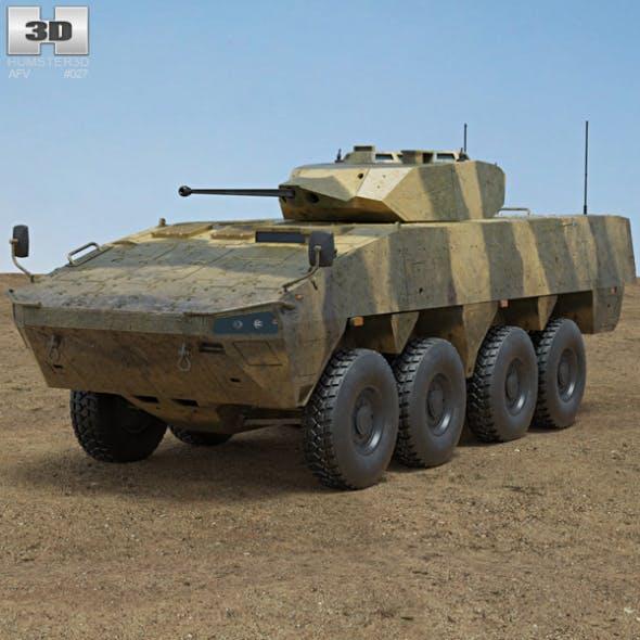 Patria AMV - 3DOcean Item for Sale