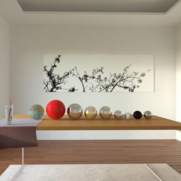 VRAY Interior Render Setup