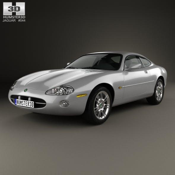 Jaguar XK 8 coupe 1996 - 3DOcean Item for Sale