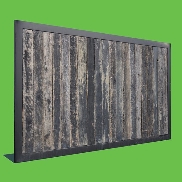 Another Wood Panel
