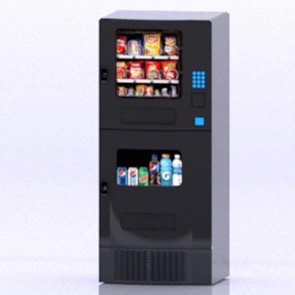 Arcade Food Vending Machine