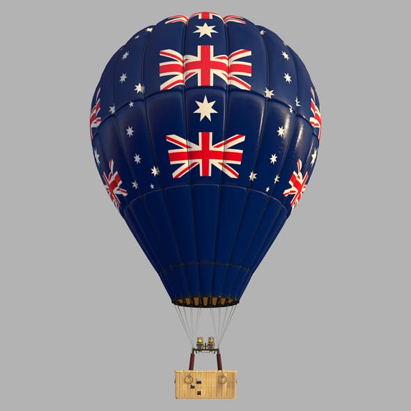 AustraliaFlag-Parachute