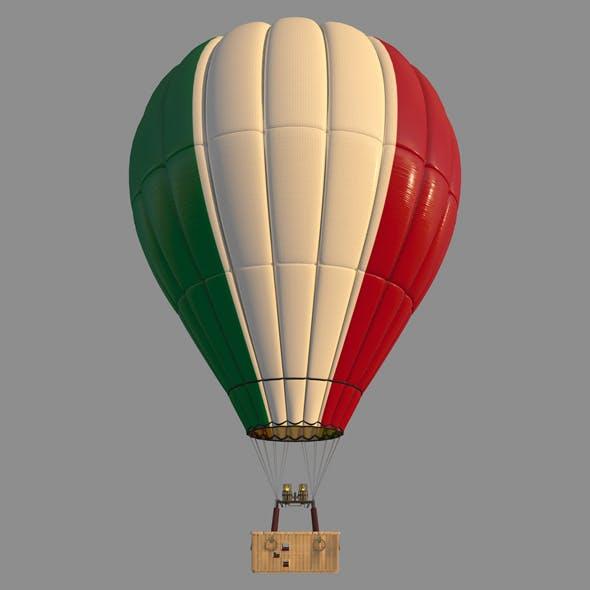 ItalyFlag-Parachute