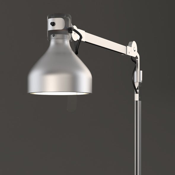 Floor Lamp by Atila - 3DOcean Item for Sale