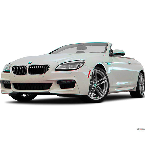 BMW 6 CONVERTIBLE - 3DOcean Item for Sale