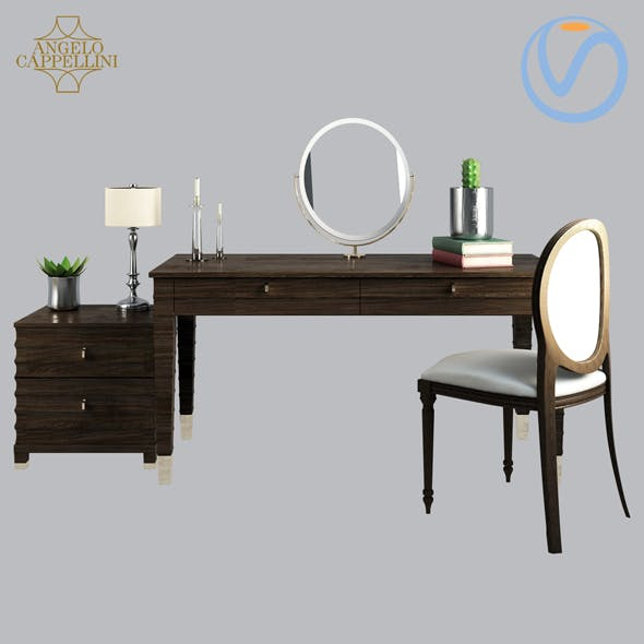 Angelo Cappellini Opera Dressing table Elettra