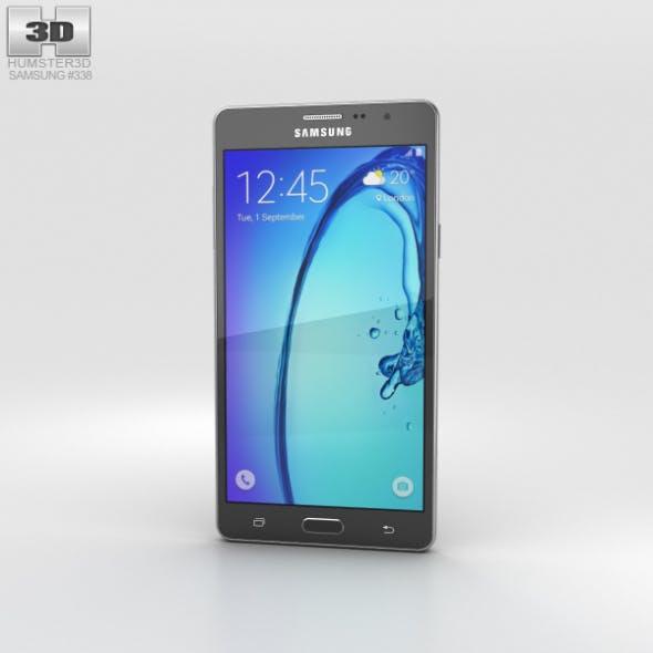 Samsung Galaxy On7 Black - 3DOcean Item for Sale