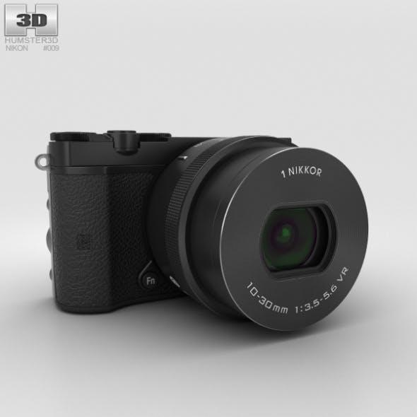 Nikon 1 J5 Black - 3DOcean Item for Sale