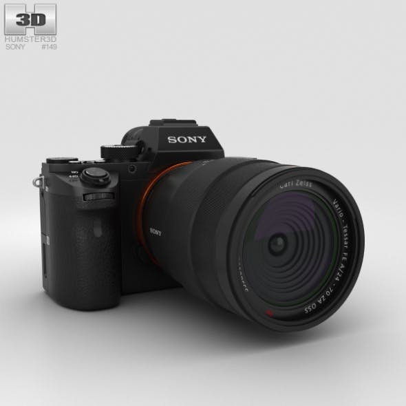 Sony a7R II - 3DOcean Item for Sale