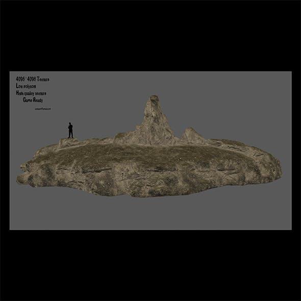 terrain - 3DOcean Item for Sale