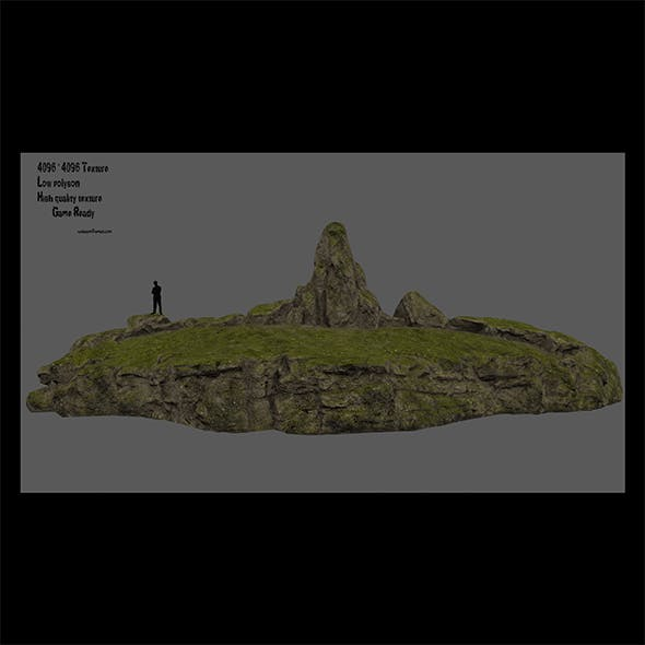 terrain 3 - 3DOcean Item for Sale
