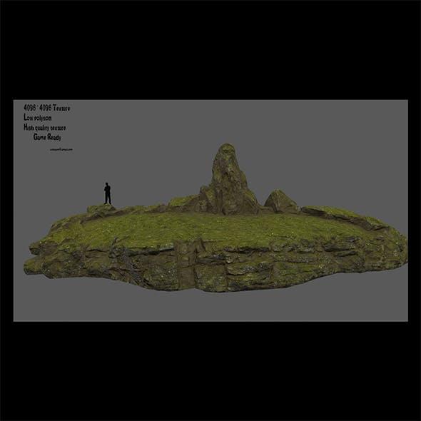 terrain 4 - 3DOcean Item for Sale