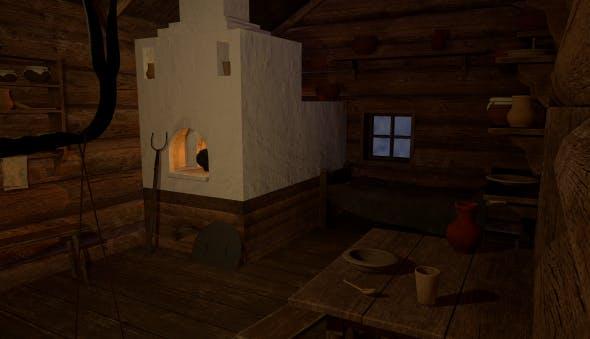 Old furniture - 3DOcean Item for Sale