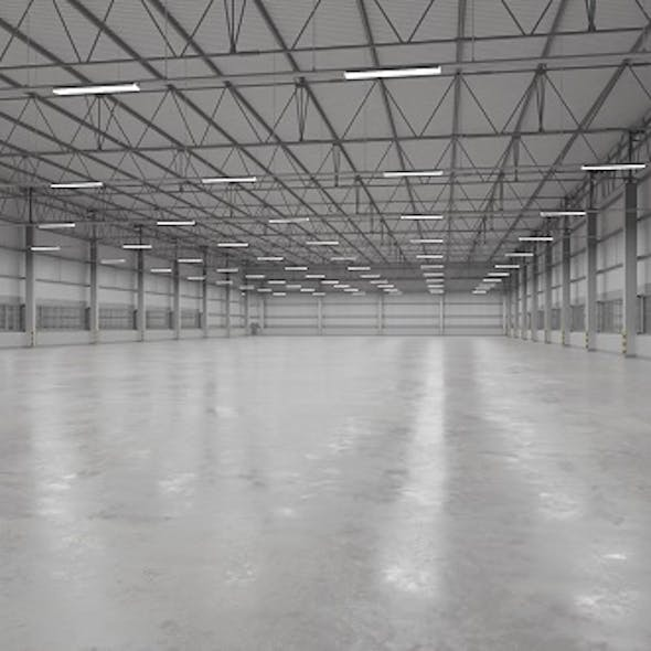 Warehouse Interior 9