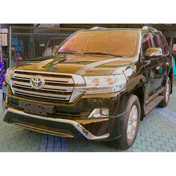 TOYOTA LANDCRUISER V8 2016 - 3DOcean Item for Sale