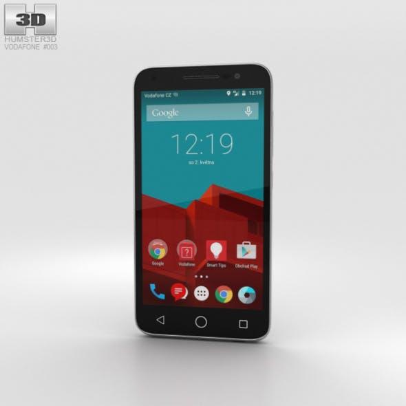 Vodafone Smart Prime 6 Silver - 3DOcean Item for Sale