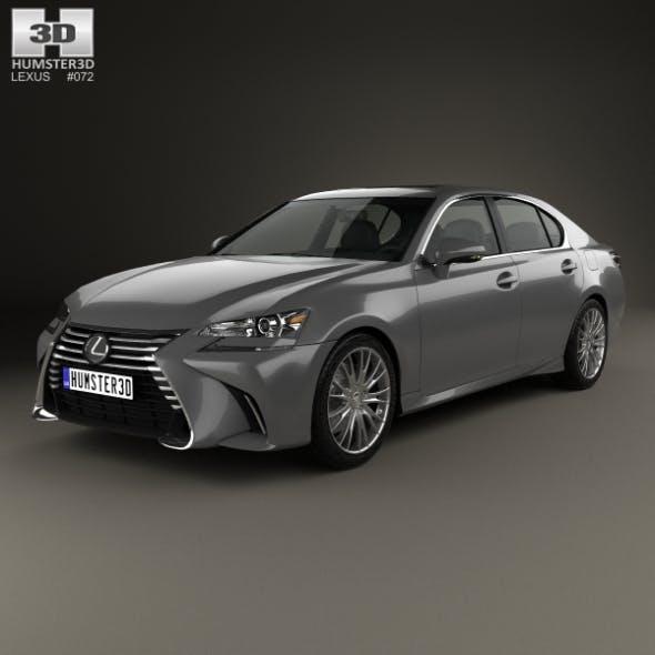 Lexus GS 2015