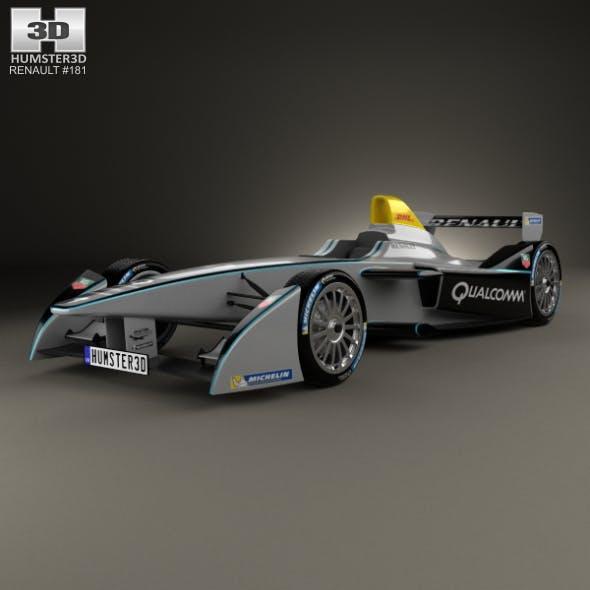 Spark-Renault SRT_01E 2014 - 3DOcean Item for Sale
