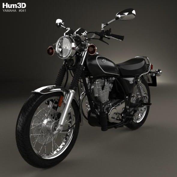 Yamaha SR400 2015 - 3DOcean Item for Sale