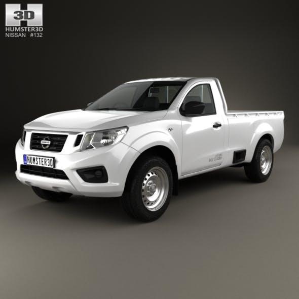 Nissan Navara Single Cab 2015 - 3DOcean Item for Sale
