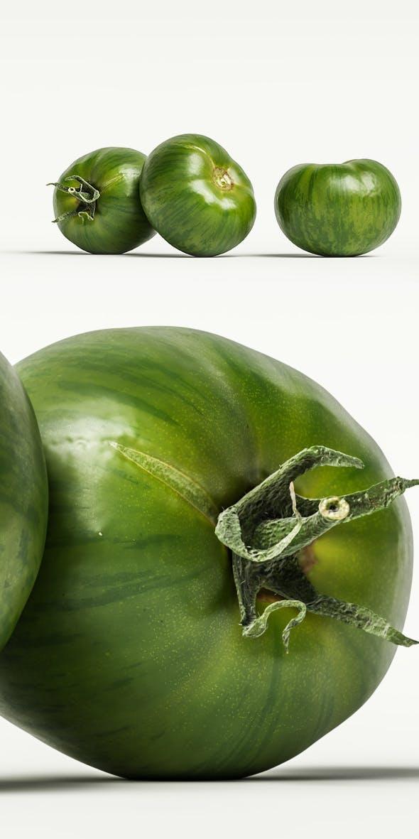 Tomato 002 - 3DOcean Item for Sale