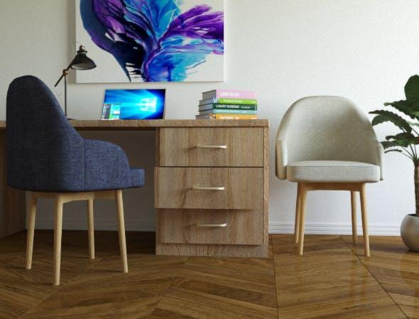 Interio - 3DOcean Item for Sale