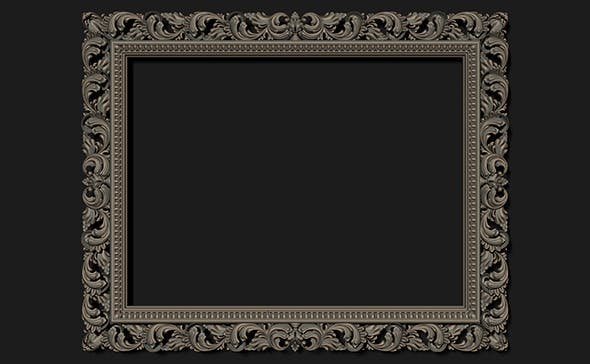 Frame - 3DOcean Item for Sale