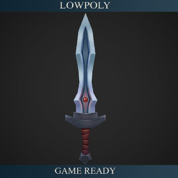 Sword Lowpoly