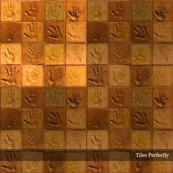 Hands Texture