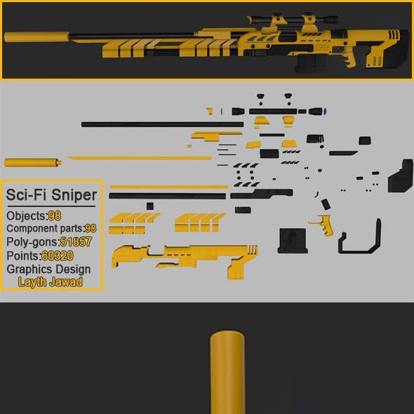 Sci-Fi Sniper