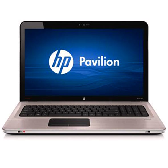 HP LAPTOP 17 INCH i7.