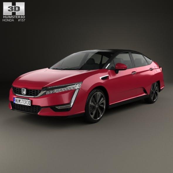 Honda FCX Clarity 2016 - 3DOcean Item for Sale